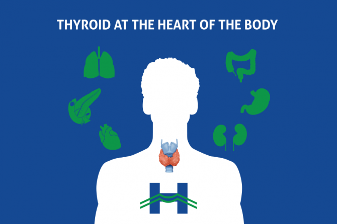 Troubles can be emerging from your thyroid glands!
